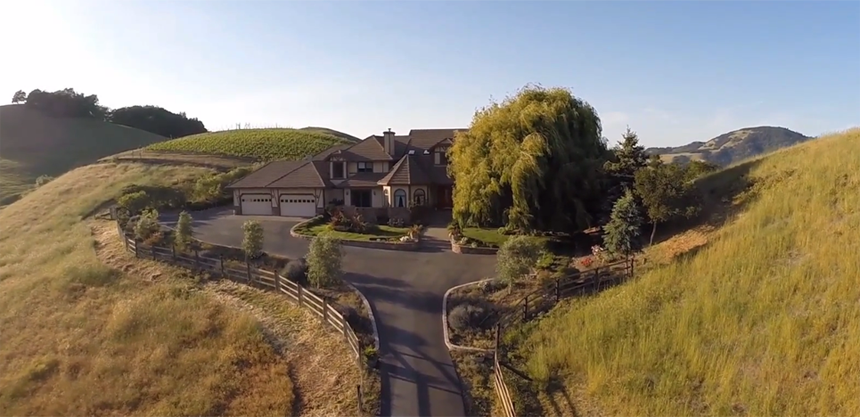 Bennett Valley Vineyard and Equestrian Estate